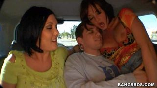Tory Lane, Claire Dames and Alexa Jordan are hot blooded